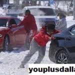 Darurat Diumumkan di Texas Saat Cuaca Musim Dingin yang Liar Melanda AS